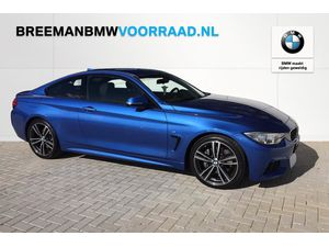 BMW 4 Serie 440i Coupé High Executive M Sport Aut.