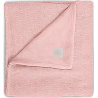 Jollein Deken 100x150cm Soft Knit Teddy - Creamy Peach
