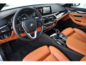 BMW 520i High Executive Sportline Aut.