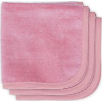 Jollein Monddoekje Velvet Terry - Coral Pink