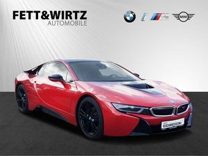 BMW i8 Navi DAB HUD H&K LED Alarm Display-Key