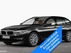 BMW 520 d xDrive Touring Sport Line EURO6 Head-Up LED Navi