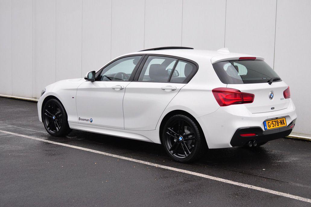 BMW 1 Serie 120i High Executive M Sport Shadow Edition Aut.
