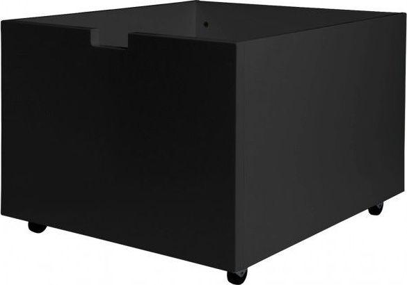 Bopita Speelgoedbak Op Wielen Voor Compactbed - Black