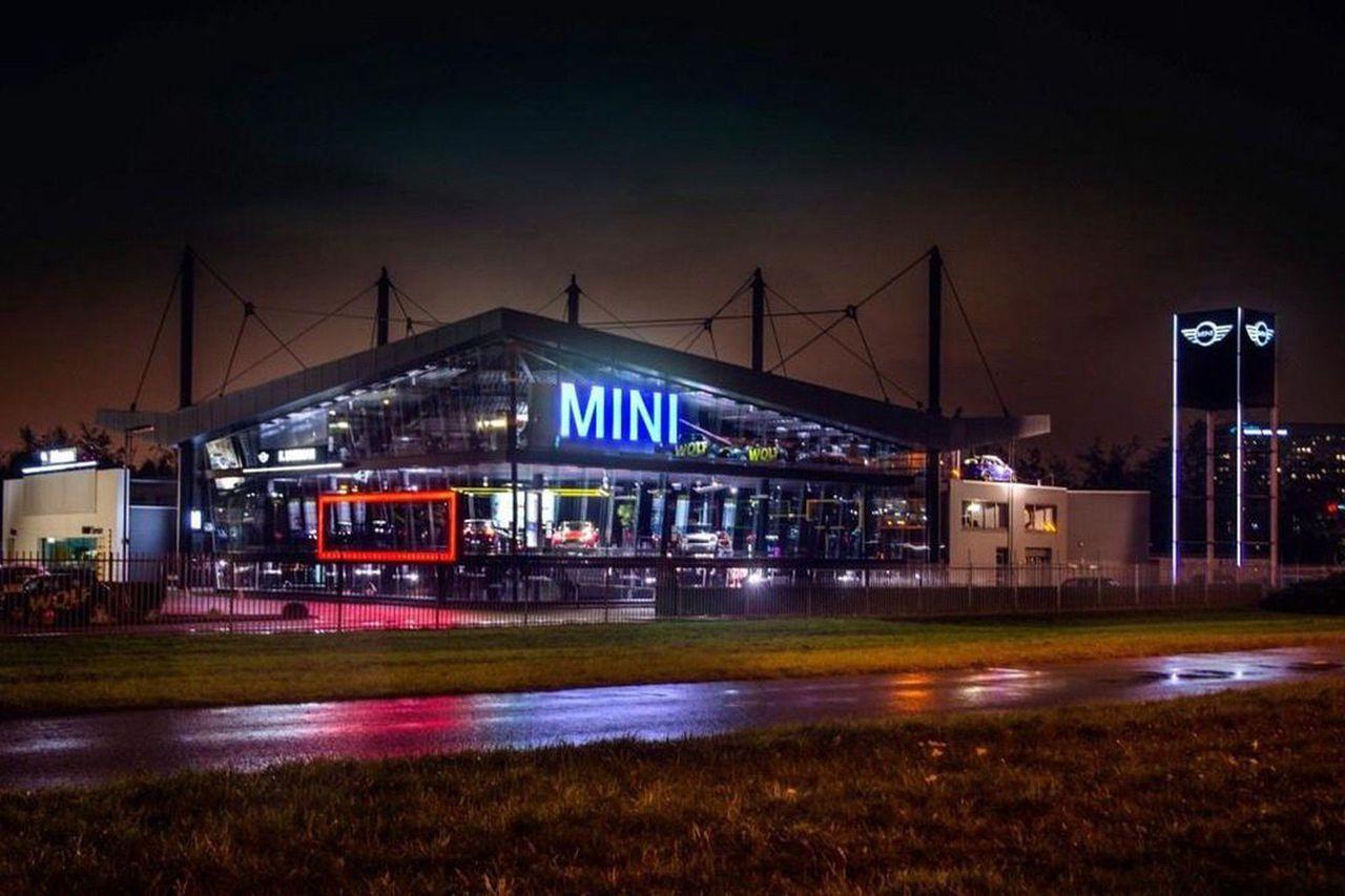MINI Cooper 5-deurs Serious Business