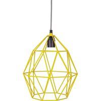 Kidsdepot Wire Hanglamp - Geel