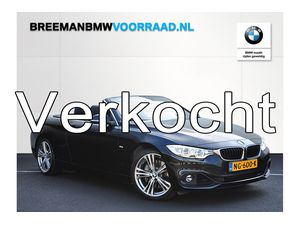 BMW 4 Serie 440i Cabrio High Executive Sportline Aut