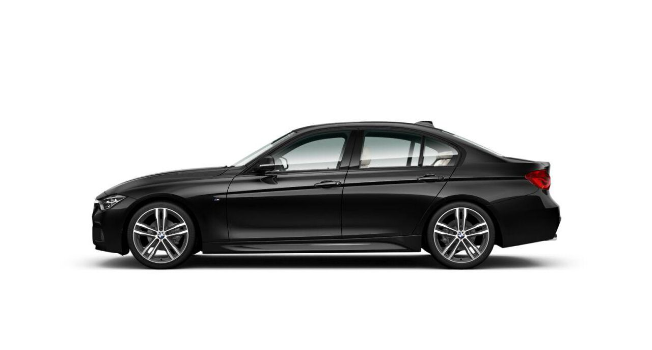 BMW 320i Sedan Corporate Lease Edition