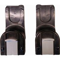 Topmark Adapterset Pure Kinderwagen - Autostoel Pure