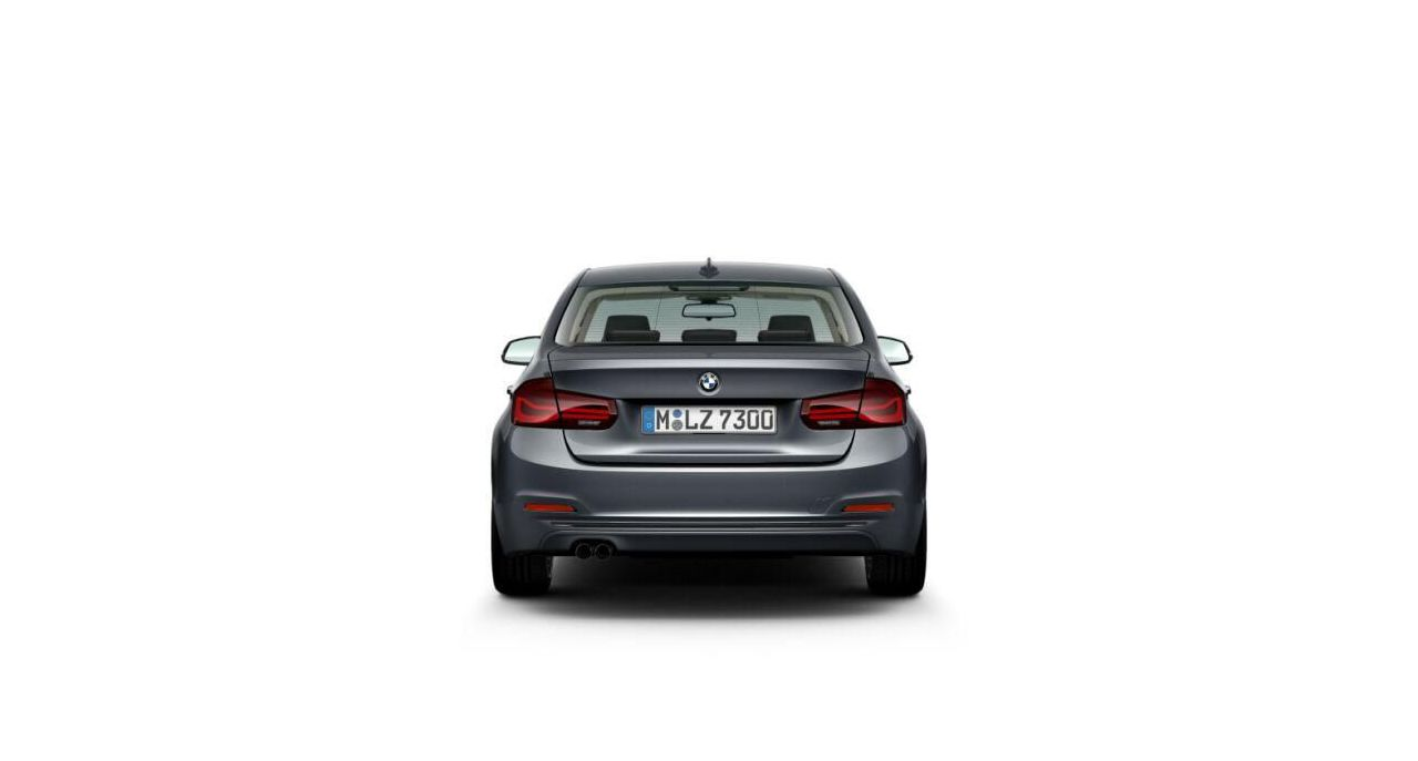 BMW 320i Sedan Edition Sportline Shadow