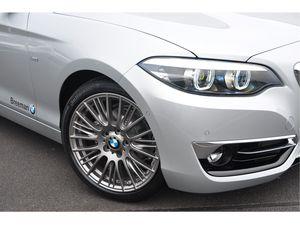 BMW 218i Cabrio High Executive Aut.
