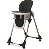 Titaniumbaby Kinderstoel de Luxe Black