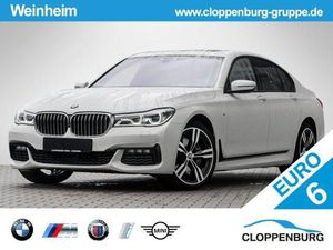 BMW 740 d xDrive Limousine M Sportpaket Head-Up DAB