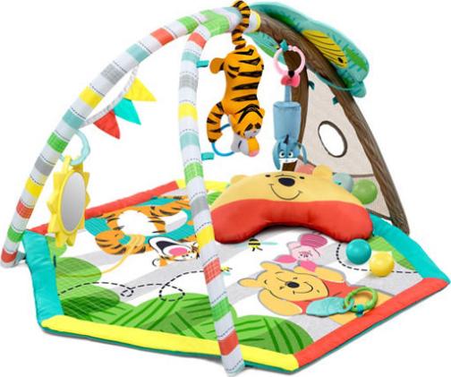 Campingbedje Winnie De Pooh.Bright Starts Winnie The Pooh Activity Gym Speelkleed Bij Babyhuis