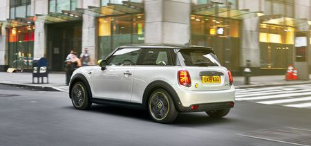 MINI Electric | Breeman MINI voorraad