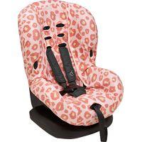 Meyco Autostoelhoes Groep 1+ Panter Pink