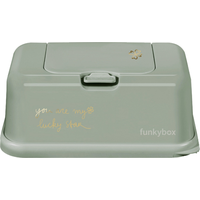 Funkybox Lucky Clover - Olijf
