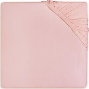 Little Lemonade Hoeslaken Jersey Boxmatras 75x95cm - Soft Pink