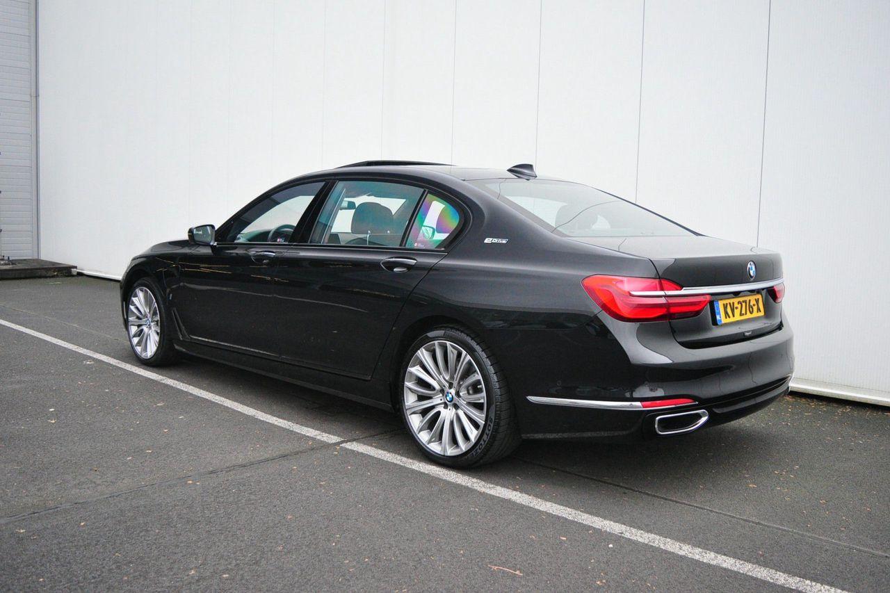 BMW 7 Serie 740Le High Executive