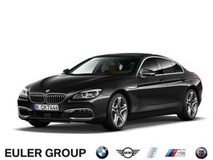 BMW 640 Gran Coupe d xDrive Leder LED Navi Keyless Kurvenl
