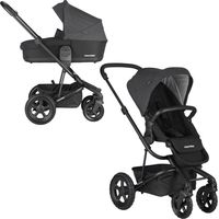 Easywalker Harvey² All-Terrain Kinderwagen - Night Black