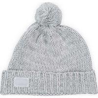 Jollein Muts Melange Knit - Soft Grey