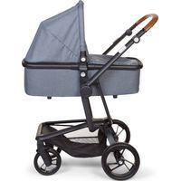 Childwheels Urbanista 2-in-1 Canvas Kinderwagen - Grijs (UL)