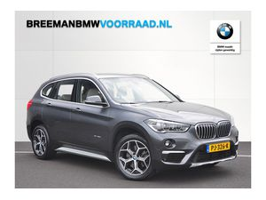 BMW X1 xDrive20i High Executive xLine Aut. (4x4)