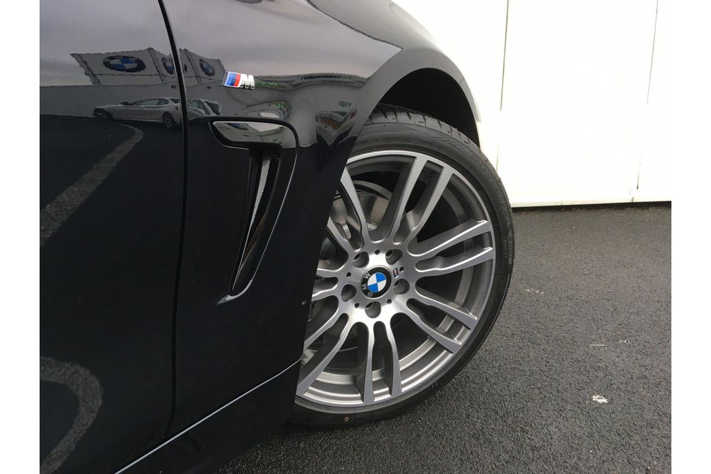 BMW 4 Serie 420i Gran Coupé High Executive M Sport Aut
