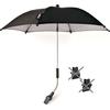 Babyzen Yoyo+ Parasol Black -Tweede Kans (parasolklem niet meegeleverd)