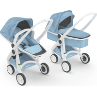 Greentom Upp 2in1 Wit-Sky Limited Fabric Collection (UL)