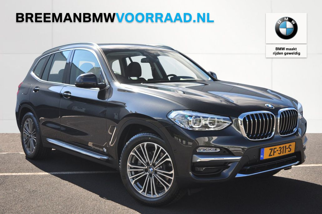 BMW X3 xDrive20i High Executive Luxury Line Aut.