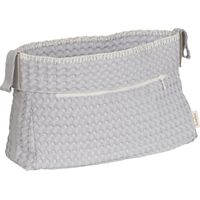 Koeka Buggy Purse Antwerp - Silver Grey