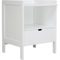 Bopita Combi-Commode Large Met Lade White