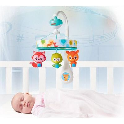 Tiny Love Mobile Lullaby Muziekmobiel