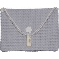 Koeka Baby Purse Antwerp Silver Grey