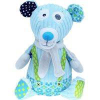 Knuffel Illicos the Polar Bear 26 cm - Les Deglingos