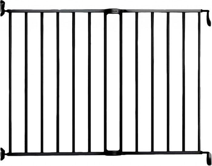 Noma Metaal Extending Traphek/Veiligheidshek - Black