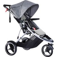 Phil&Teds Dash Buggy Grey Marl