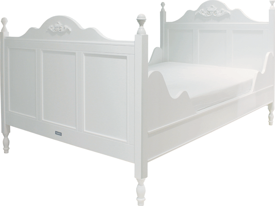 Bopita Twin Bed Romantic