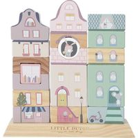 Little Dutch Stapelgeveltjes  - Adventure Pink