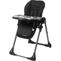 Titaniumbaby Kinderstoel de Luxe - Graphite Grey