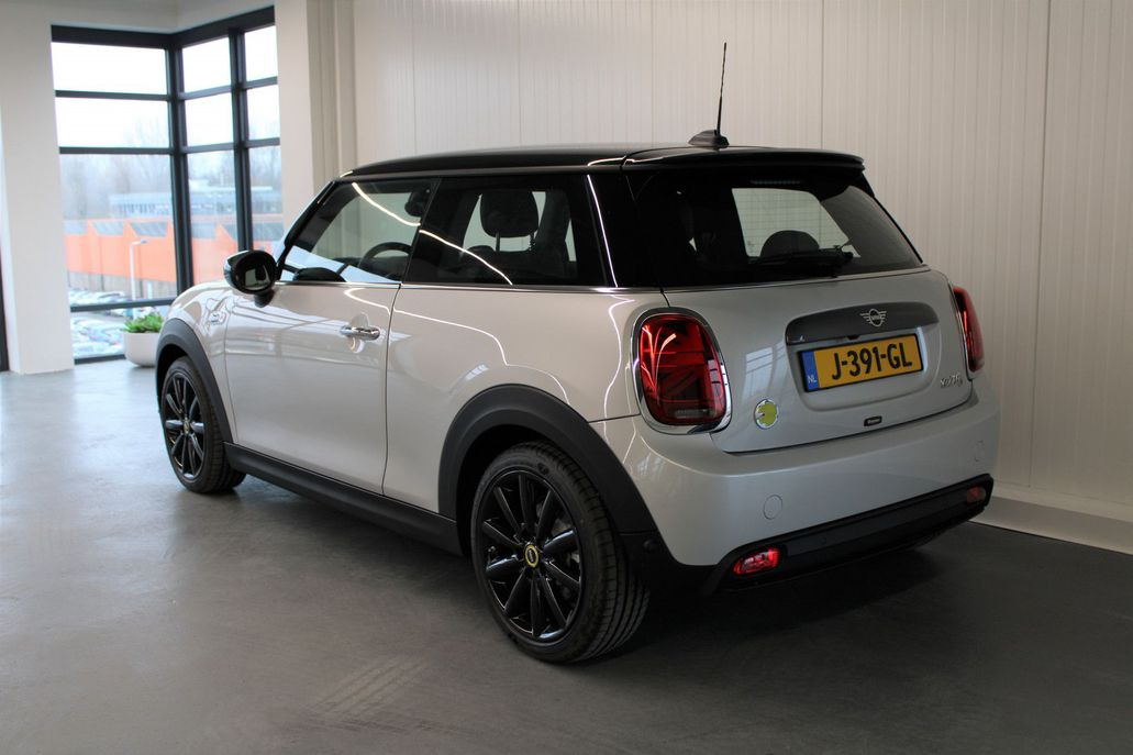MINI Electric Charged 8% bijtelling