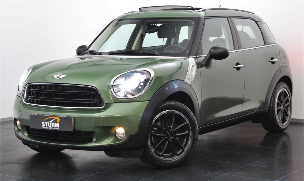 MINI Countryman 1.6 One Knockout Edition | Panoramadak | Xenon | Navigatie | Cruise & Climate Control | Bluetooth Tel. | Rijklaarprijs!