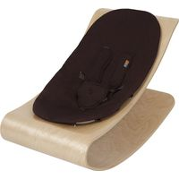 Bloom Coco Baby Lounger Naturel - Henna Brown Organic