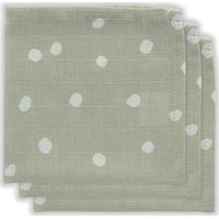Little Lemonade Hydrofiel Monddoekje Dots - Grey