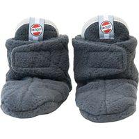 Lodger Slipper Fleece Scandinavian 12-18m Coal