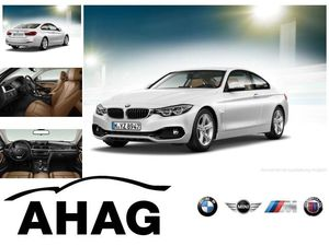 BMW 430 i Coupe Sport Line Navi LED HUD