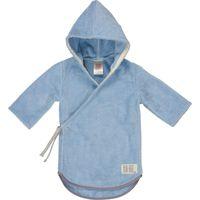 Koeka Baby badjas Dijon 62/68 - Soft Blue