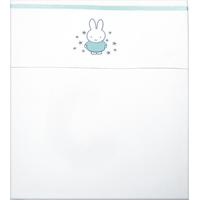 Briljant Baby Ledikantlaken Borduur 75x100 - Nijntje Jade